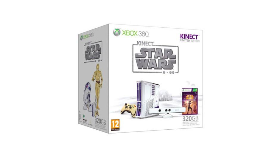star wars kinect xbox 360 will set you back 350  u2013 egmnow