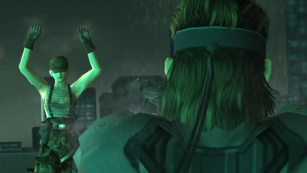 54. SOLIDUS SNAKE [FINAL BOSS] - METAL GEAR SOLID 2: GAME