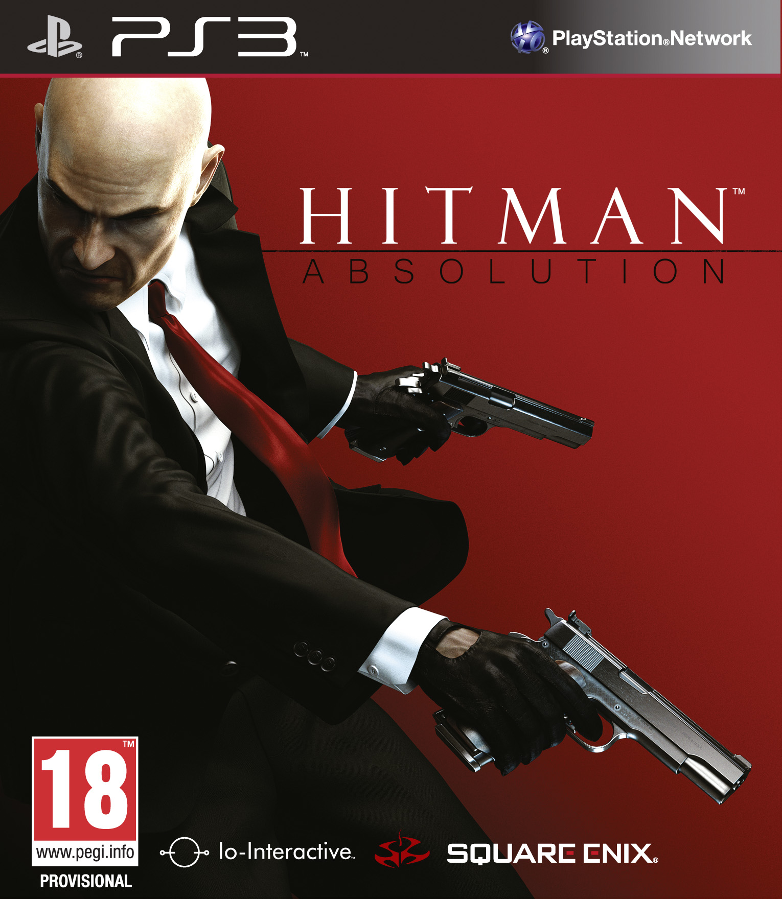 Hitman Absolution Fuse Box : Hitman absolution box art revealed egmnow