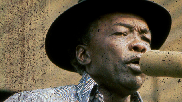 John Lee Hooker It Serves You Right To Suffer