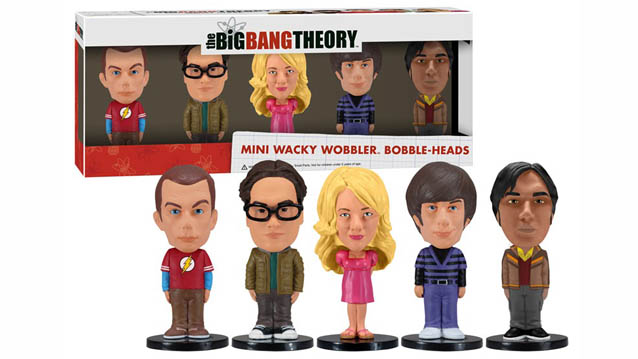 Funko Announces New Big Bang Theory Sex Pistols And