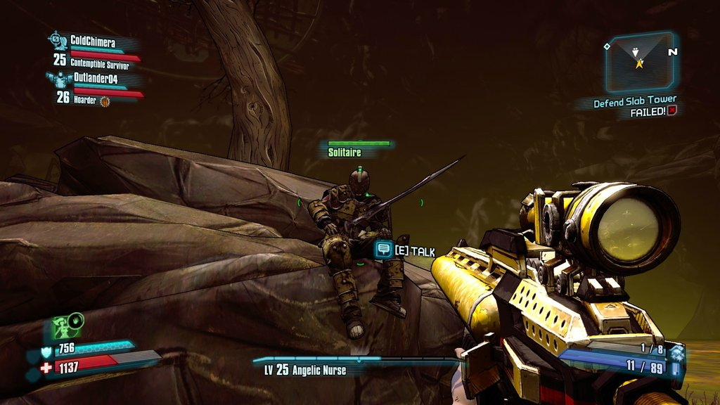 Borderlands 2 Players Find Hidden Dark Souls Easter Egg – EGMNOW