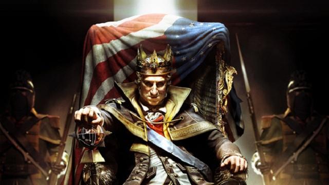 Assassin s creed iii the tyranny of king washington dlc