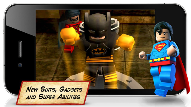 lego batman 2 goes mobile launches on ios devices egmnow. Black Bedroom Furniture Sets. Home Design Ideas