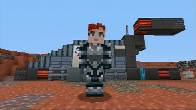 Minecraft: Xbox 360 Edition Mass Effect Mash-up Pack Releasing This Week - EGMNOW