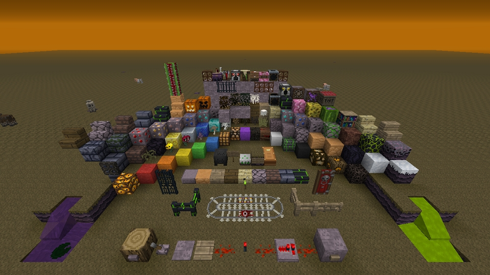 Minecraft: Xbox 360 Edition Gets Free Halloween Texture Pack - EGMNOW