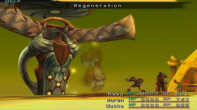 Final Fantasy IX (PS1) FFX_Regeneration