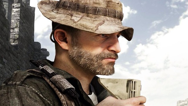 Call Of Duty Ghosts Captain Price Dlc And Personalization