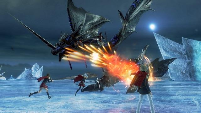 ... worldwide release date of Final Fantasy Type-0 HD - El Mundo Tech