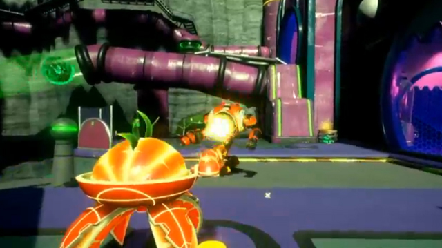 Latest Pvz Garden Warfare 2 Gameplay Trailer Shows Off New Plants And Moon Level Egmnow