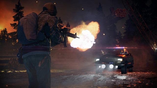 Battlefield hardline release date in Melbourne