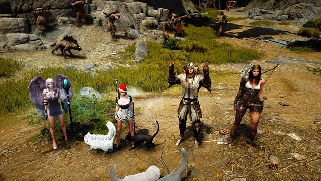 Black desert release date in Perth