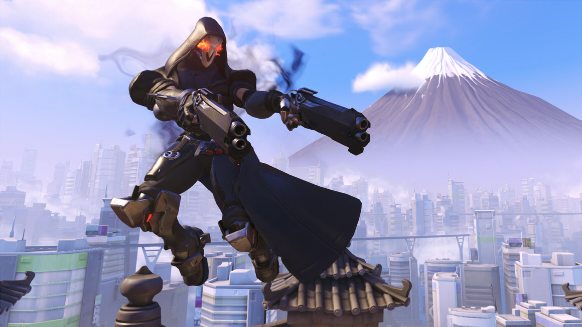 Overwatch blog teases possible new character