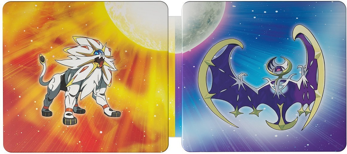 Pokemon Sun and Moon Steel