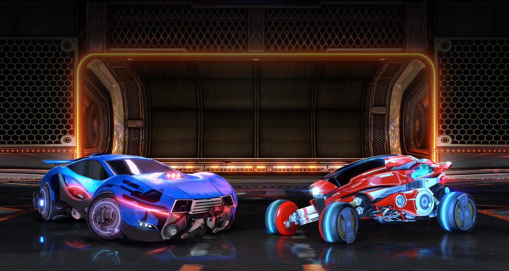 You can now add four new cars to your rocket league garage for Garage auto legue langueux