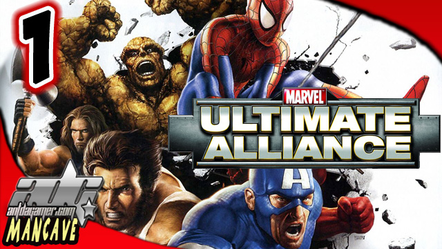 Marvel_Ultimate_Alliance_1_ADG_AntDaGamer_Plays_For_The_First_Time