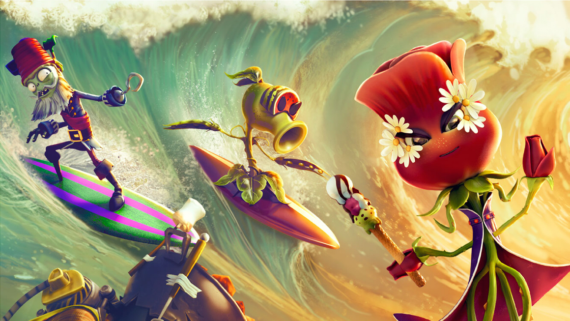 You Can Play Plants Vs Zombies Garden Warfare 2 For Free Here S How Egmnow