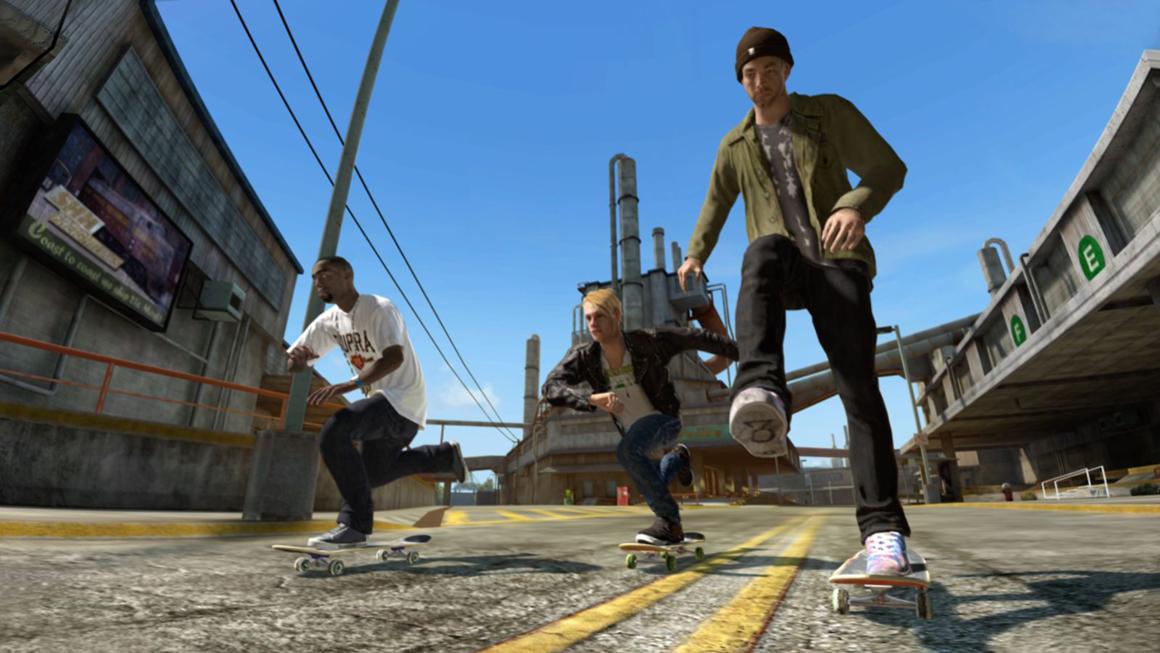Skate 3 multiplayer