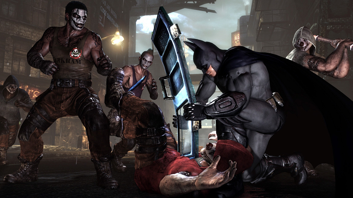 Batman Arkham Knight Release Date Confirmed | PlayStation 4 UK