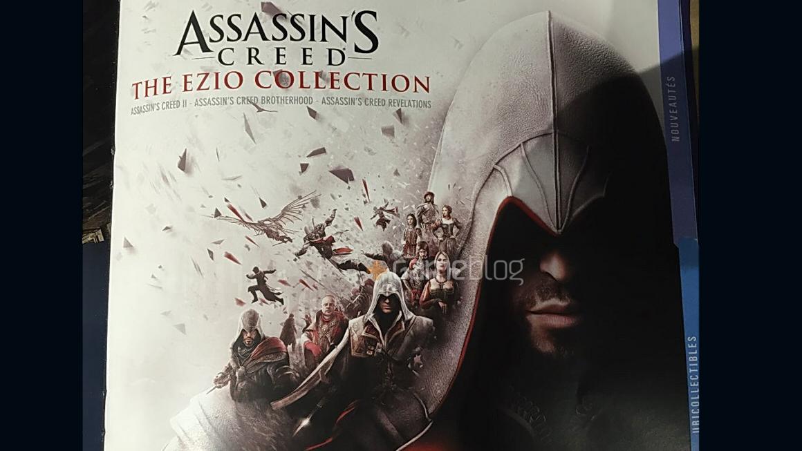 Ezio Collection leak 1