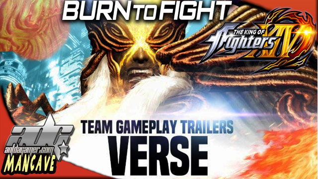 The_King_Of_Fighters_XIV_KOF_XIV_Verse_Trailer_Official_HD