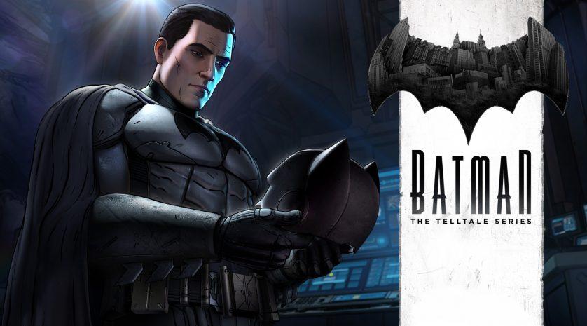 BATMAN THE TELLTALE SERIES - FEATURED - 2