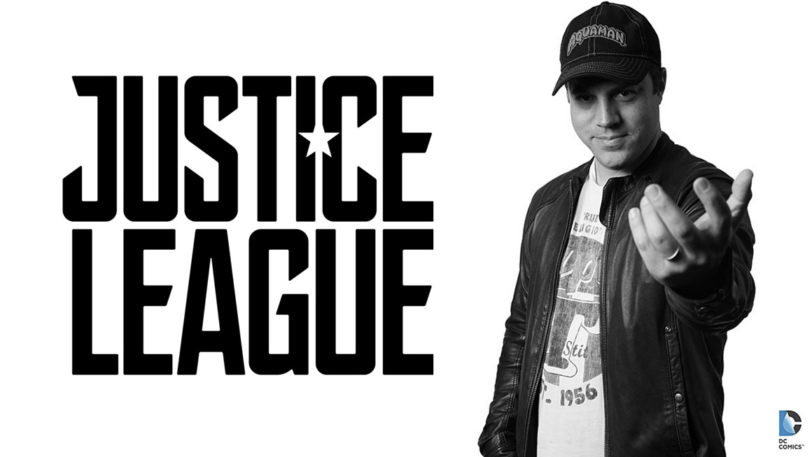 DC CCO Geoff Johns Justice League feat