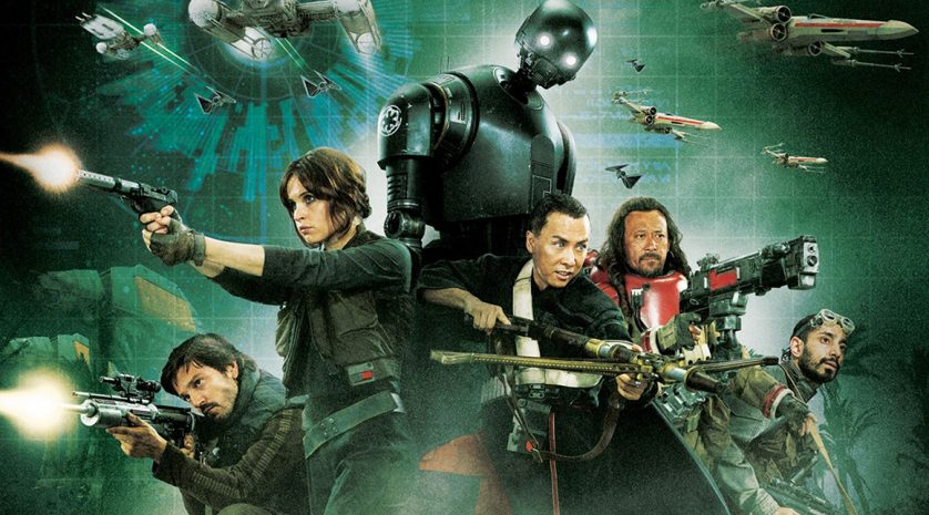 Rogue One Rebellion feat