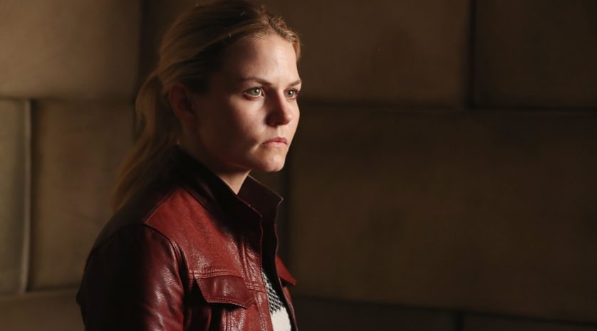 """ONCE UPON A TIME - """"The Savior"""" - As """"Once Upon a Time"""" returns to ABC for its sixth season, SUNDAY, SEPTEMBER 25 (8:00-9:00 p.m. EDT), on the ABC Television Network, so does its classic villain-the Evil Queen. (ABC/Jack Rowand) JENNIFER MORRISON"""