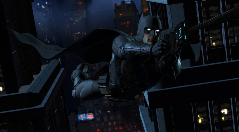 Batman Telltale 02