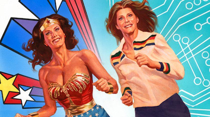 Wonder Woman and Bionic Woman