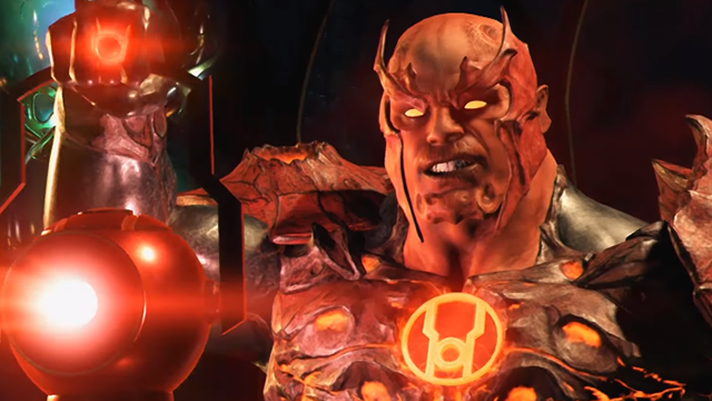 INJUSTICE 2 - RED LANTERN - 2