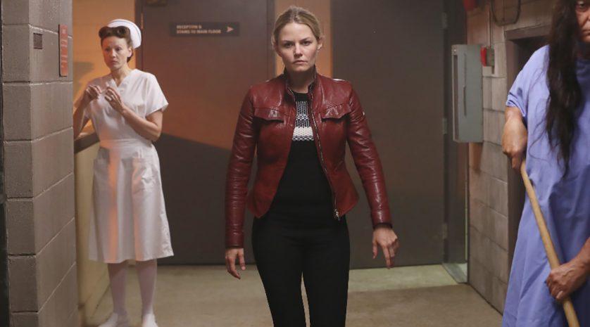 """ONCE UPON A TIME - """"The Savior"""" - JENNIFER MORRISON as Emma Swan (ABC/Jack Rowand)"""