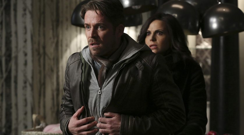 """ONCE UPON A TIME - """"Last Rites"""" - (ABC/Jack Rowand) SEAN MAGUIRE, LANA PARRILLA"""