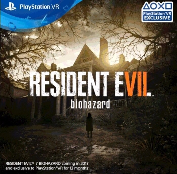 RE7 exclusive