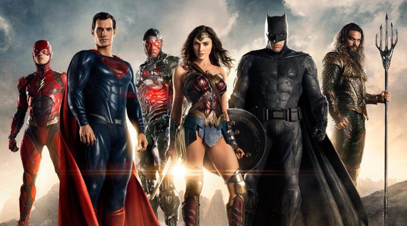 Justice League Leadin