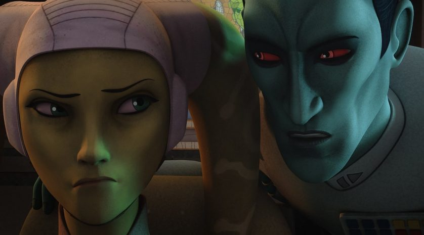 Star Wars Rebels 3.04 - Feature Image