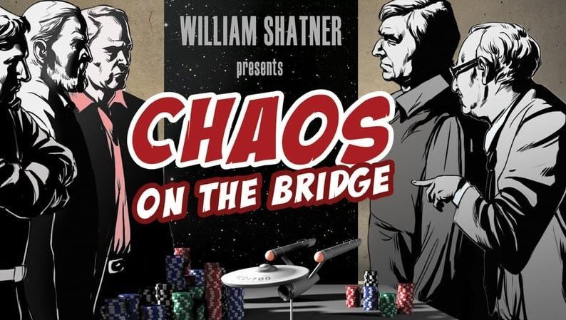 chaos on bridge