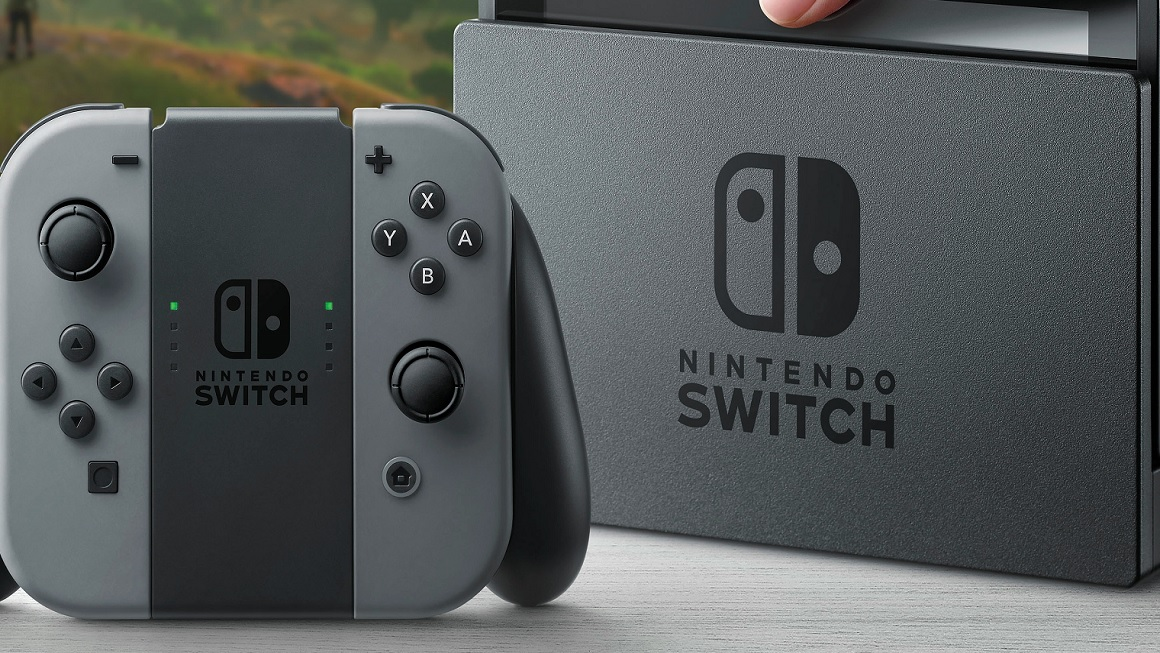 Nintendo s new console is called nintendo switch first details egmnow - How to console into a switch ...