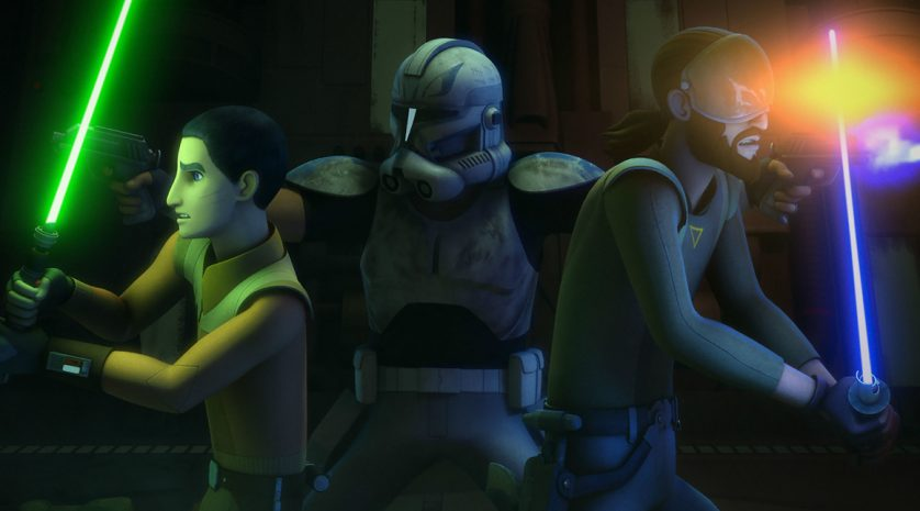 Star Wars 3-5 Feature Image