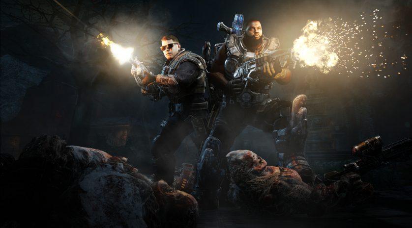 Gears of War 4 duo