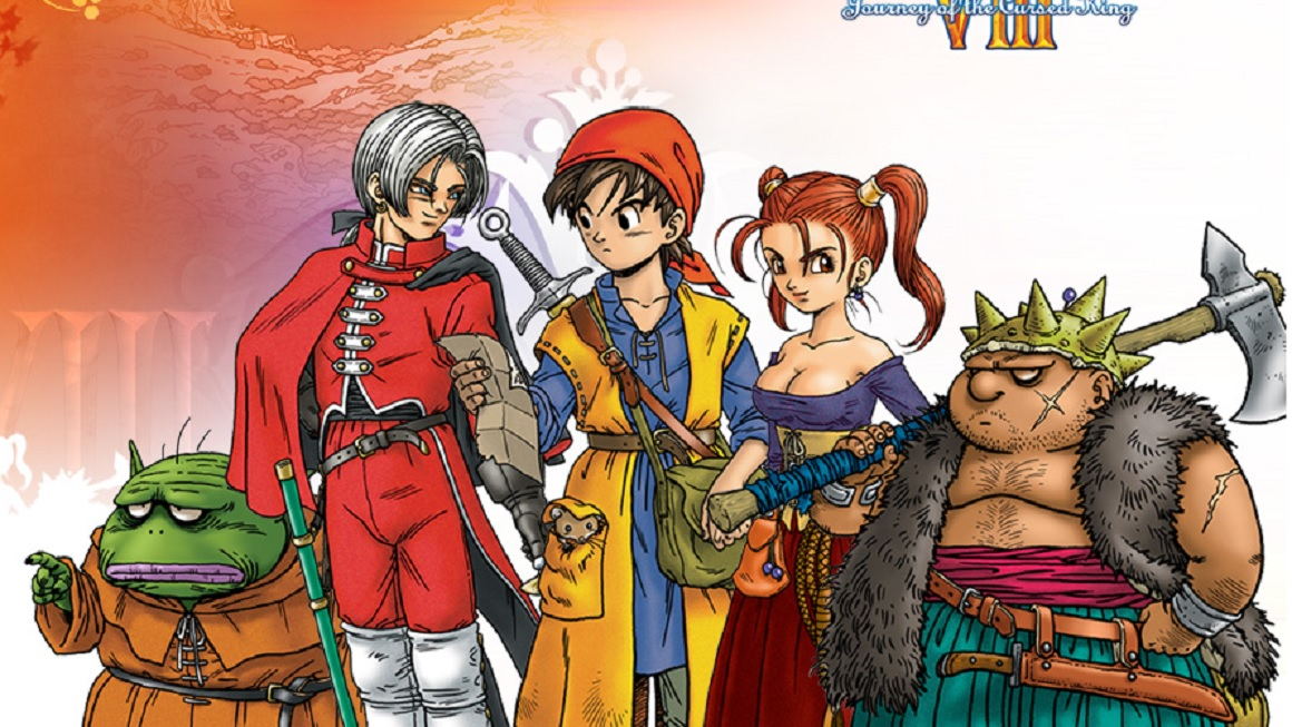 Square Enix announced a number of Dragon Quest games in a 90-minute ...
