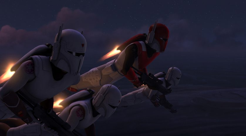Star Wars Rebels 3.07 Imperial Supercommandos Feature Image