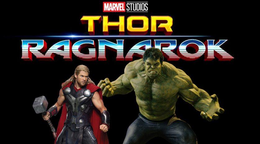 Thor Ragnarok Feat