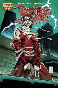 Painkiller Jane cover