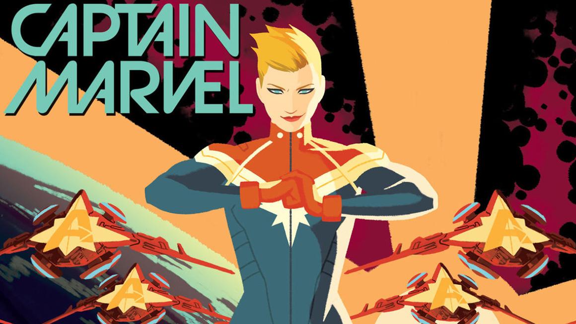 Captain Marvel feat