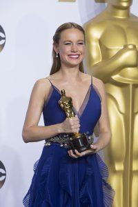 Brie Lason - Oscar for Room