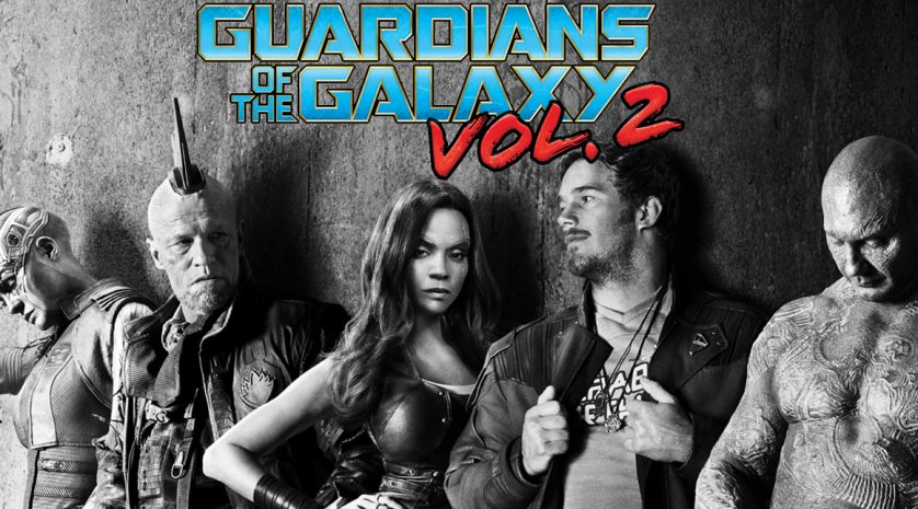 Guardians of the Galaxy vol 2 feat