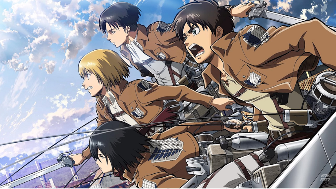 Attack on Titan Season 2 Already Licensed by Funimation Before Release Date