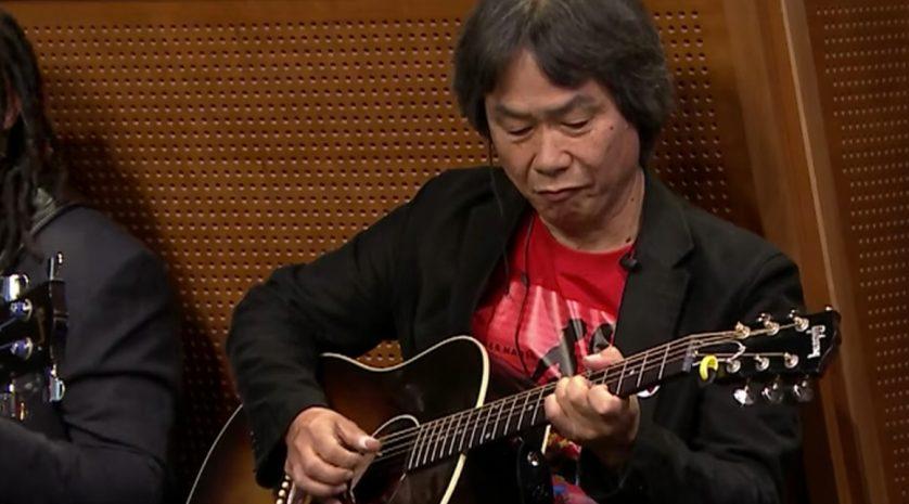 Miyamoto guitar
